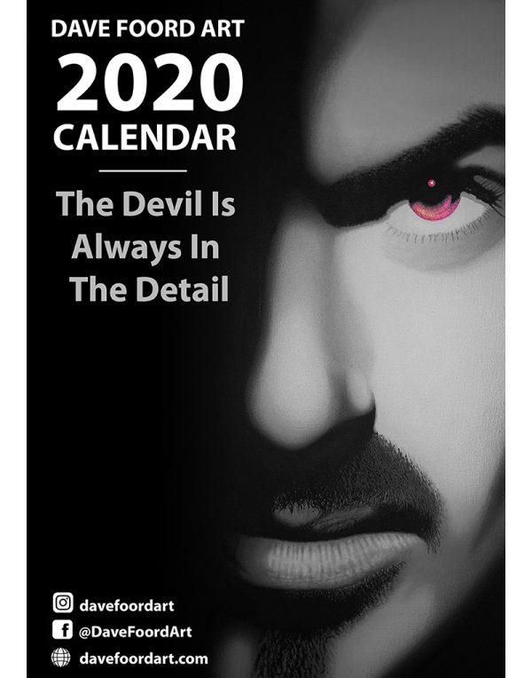 Dave Foord Art Calendar